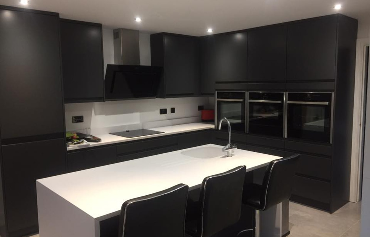kitchen fitters work in Hull